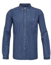 Knowledge Cotton Denim Shirt