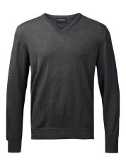 Clipper V-neck Pullover