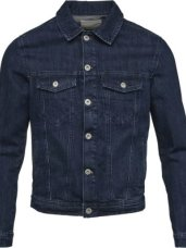 Knowledge Cotton Denim Jakke