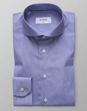 Eton Slim Fit - Skjorte