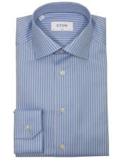 Eton Slim Fit Skjorte