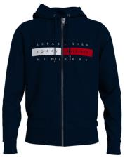 Tommy Hilfiger Organic Cotton Zip Hoody