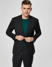 Ingen farve SELECTED - Slim fit - blazer - Sort / Black